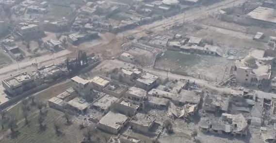 Генштаб Сирии объявил ополном освобождении Восточной Гуты отбоевиков