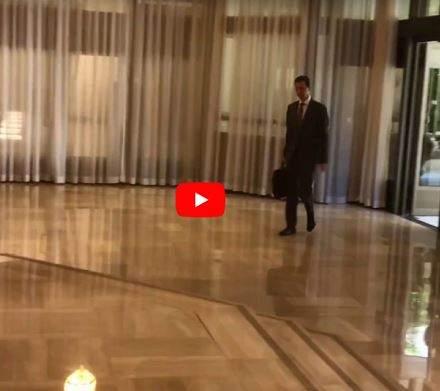 Власти Сирии опубликовали видео сАсадом после ударов поСирии
