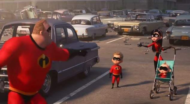 «Они возвратятся , ивсе будет супер»: вышел трейлер продолжения «Суперсемейки»