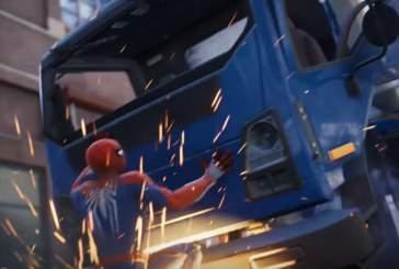 В новом видео Marvel's Spider-Man показан классический костюм Человека-паука