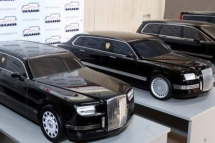 Владимир Путин прибудет наинаугурацию нановом автомобиле «Кортеж»