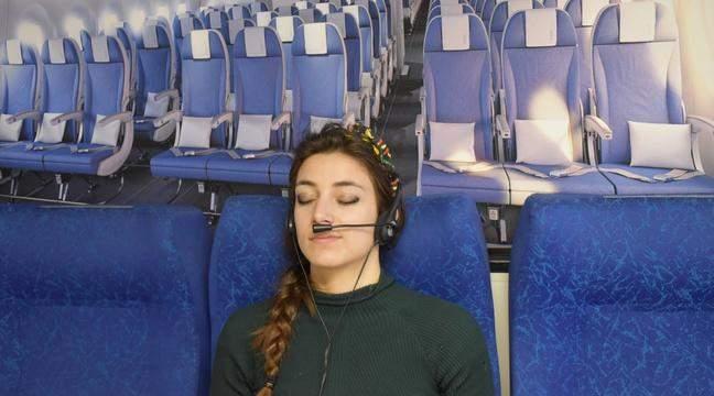 Устройство для боящихся летать насамолете изобрели французы