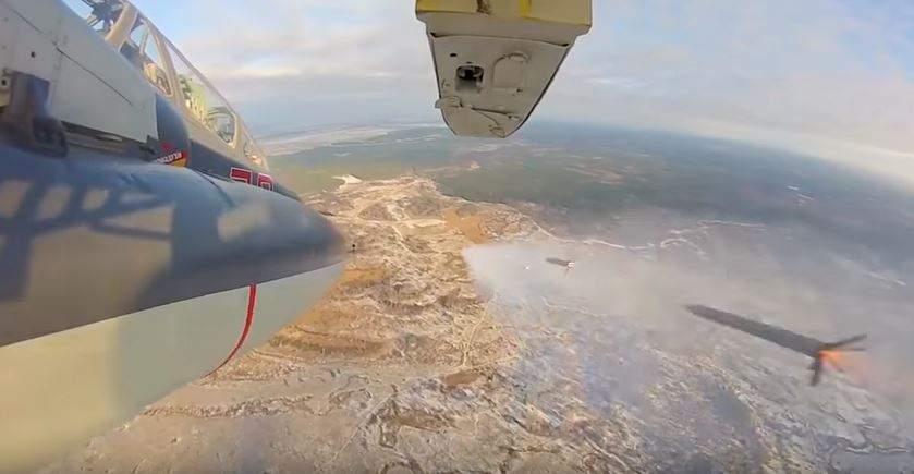 Штурмовую авиацию ЮВО пополнили самые новые Су-25СМ3