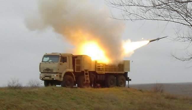 Наподлете кХмеймиму русские  ПВО уничтожили неопознанные воздушные цели