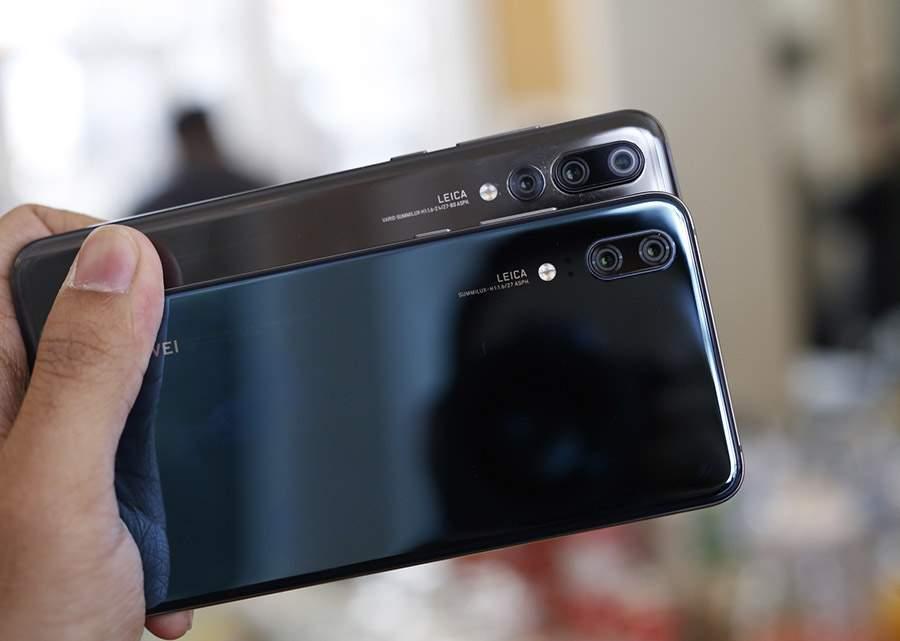 Apple в 2019 году скопирует тройную камеру от Huawei P20 Pro