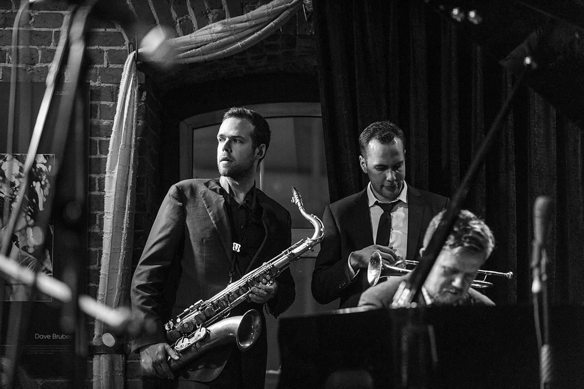 ВПетербурге отмечают VII Международный день джаза