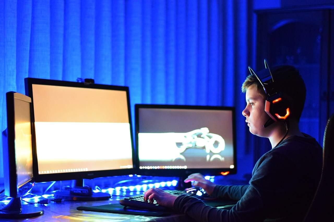 Интернет игры фото