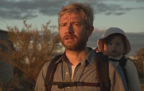 Мартин Фриман превращается взомби втрейлере фильма «Бремя»