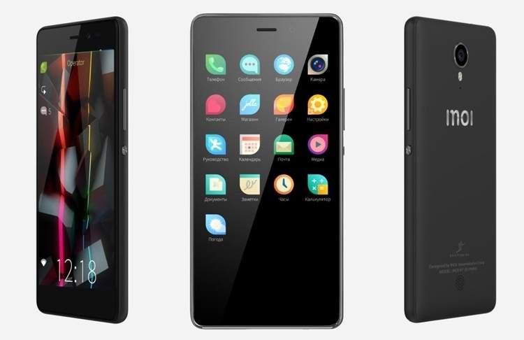 Русский производитель телефонов наSailfish запустит продажи устройств на андроид