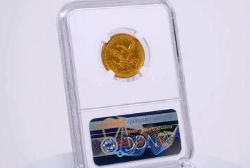 Житель США обнаружил редчайшую монету стоимостью в миллионы долларов