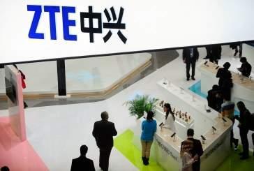 США запретили своим компаниям осуществлять сделки с ZTE