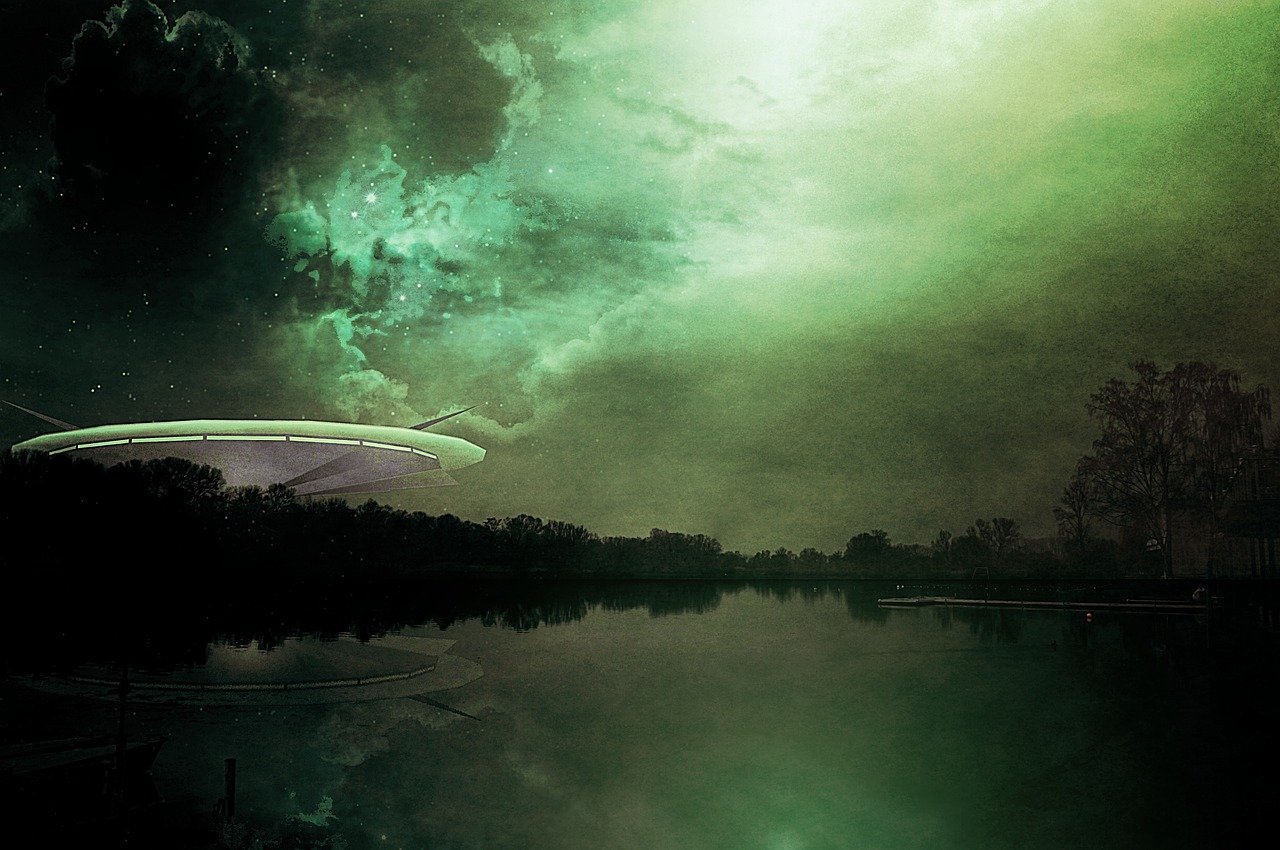 В текущем году НЛО побывали вштате Коннектикут 13 раз