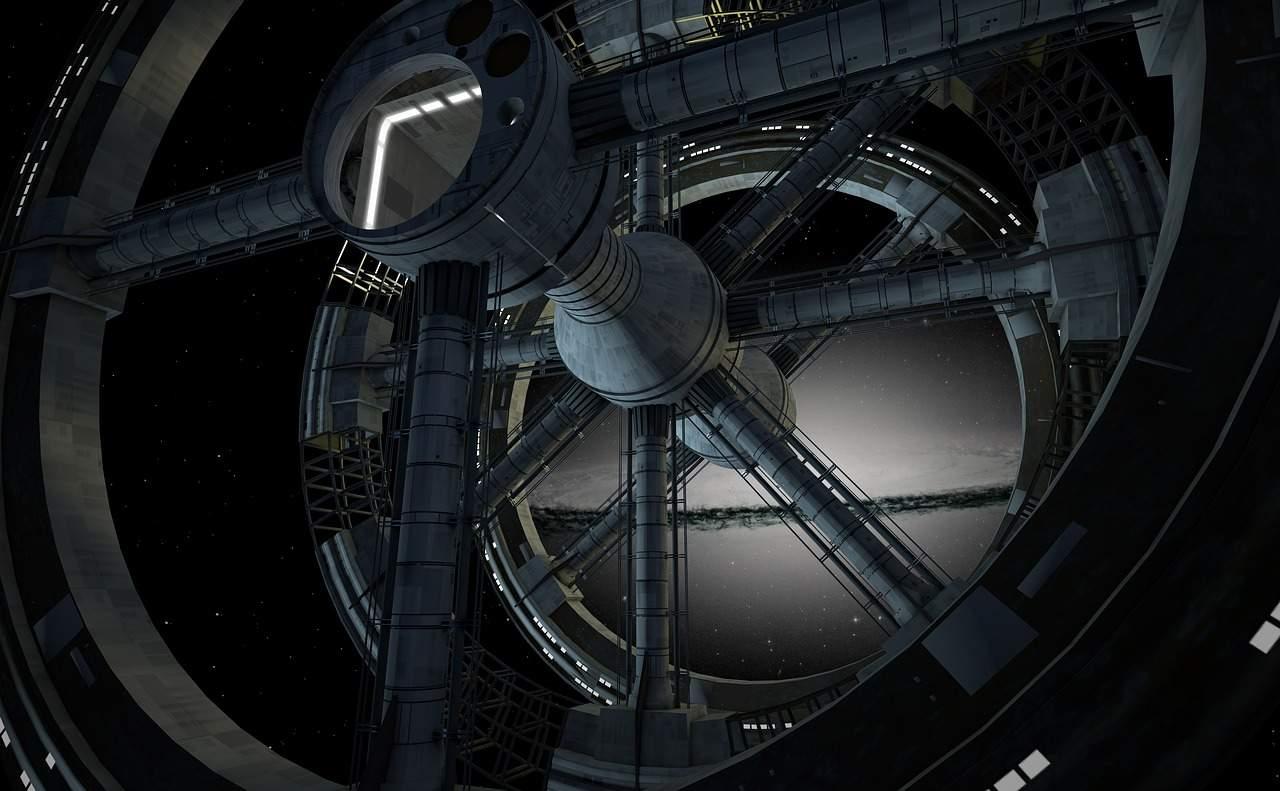 NASA запустит окололунную станцию с астронавтами в 2025г