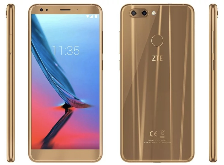 Представлен ZTE Nubia Z18 mini: Snapdragon 660 и 6 ГБ ОЗУ