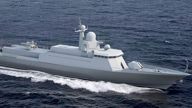 «Ураган» наЛадоге: всередине мая опробуют головной корабль проекта «Каракурт»