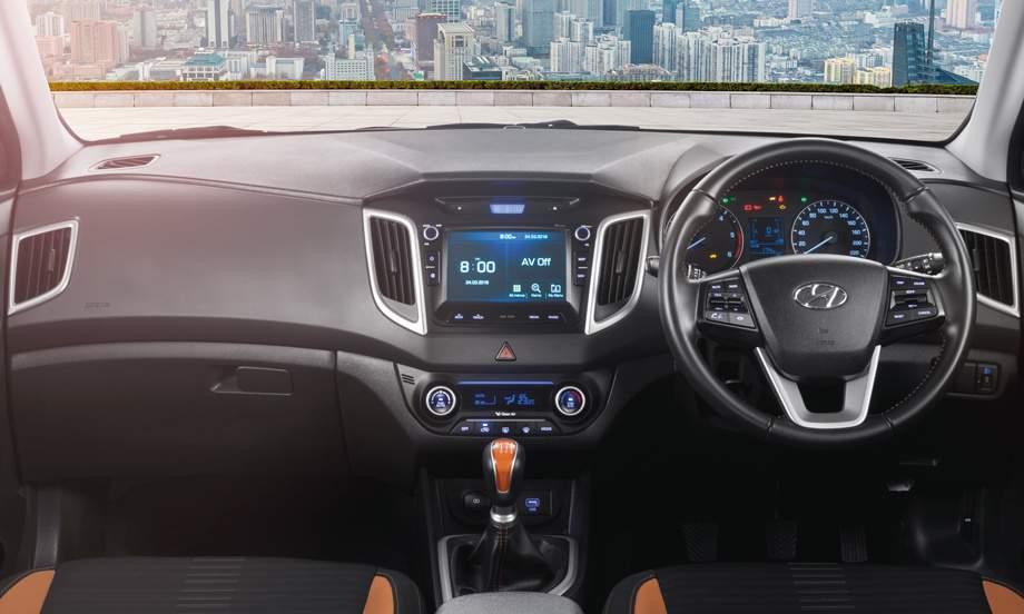 Hyundai показал обновленный бюджетный «паркетник» Hyundai Creta