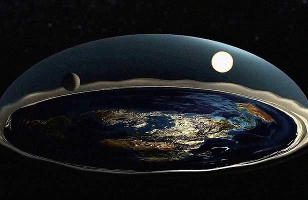 В Англии прошла конференция приверженцев теории плоской Земли