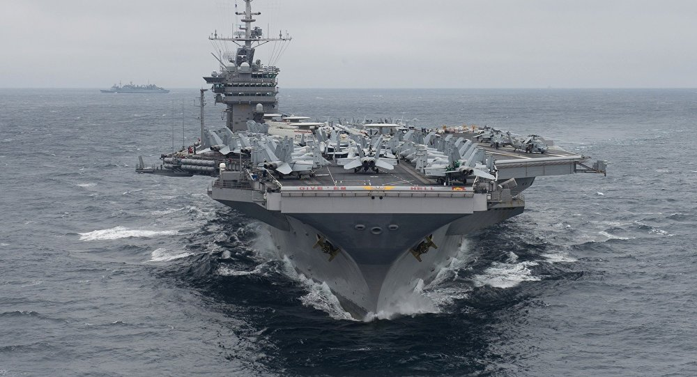 США воссоздали расформированный 2-ой флот ВМС