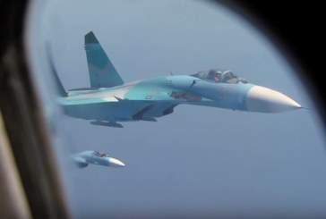 CNN: российский Су-27 «непрофессионально» перехватил самолет США