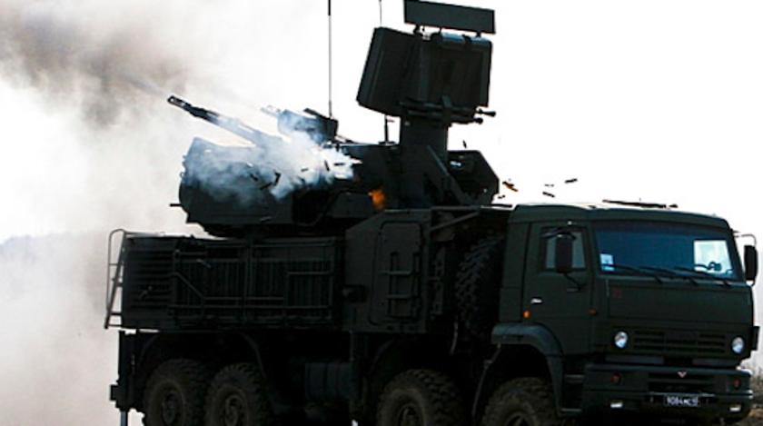 Средствами ПВО закрюет небо над Крестовским навремяЧМ