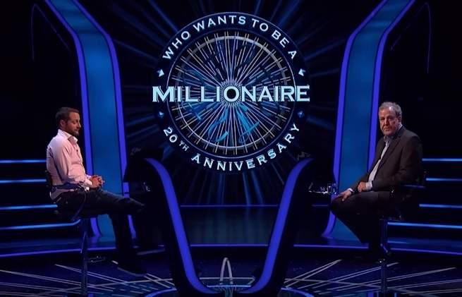 Британский инвалид обогатился нашоу «Кто желает стать миллионером?», благодаря потерянной ноге