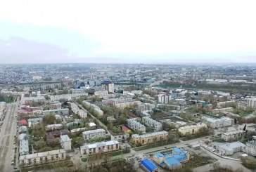 Житель Барнаула снял видео о состоянии парка «Изумрудный»
