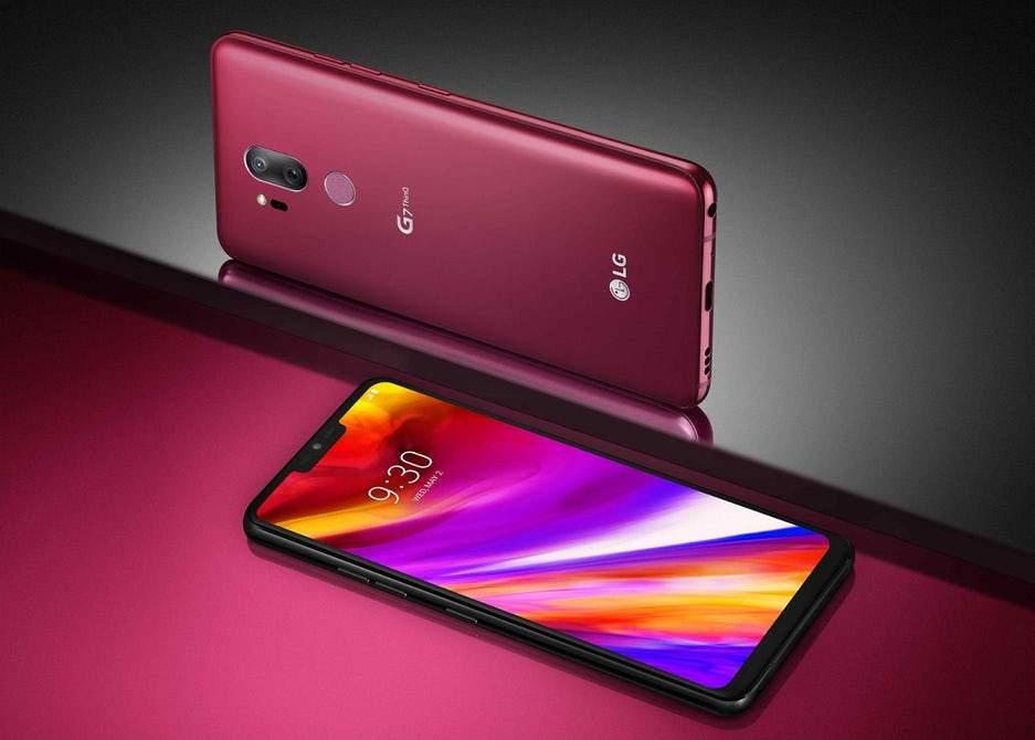 Флагманский LG G7 ThinQ окажется в десять раз громче других смартфонов