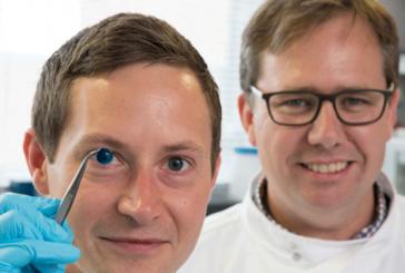 Учёные напечатали на 3D-принтере аналог роговицы глаза