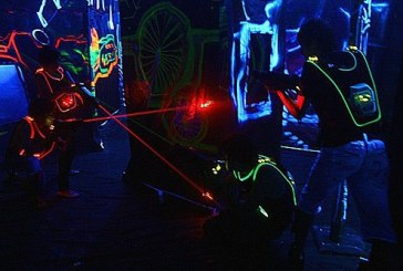 Лазертаг — активный отдых в Питере