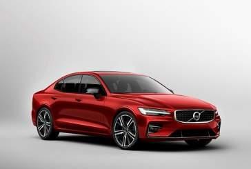 Volvo показала седан S60 нового поколения