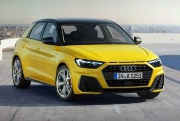 Audi презентовала хэтчбек A1 следующего поколения