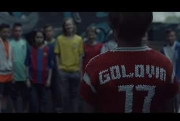 РФС опубликовал мотивирующее видео «Меняйся, как Головин»