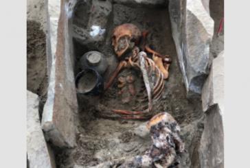 Археологи нашли в Туве древнюю мумию