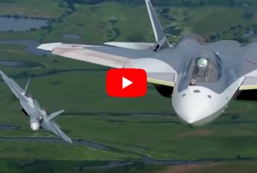 Американские СМИ рассказали о превосходстве российского Су-57 над F-35