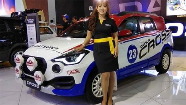 Datsun представил раллийный кроссовер Datsun Cross Rally