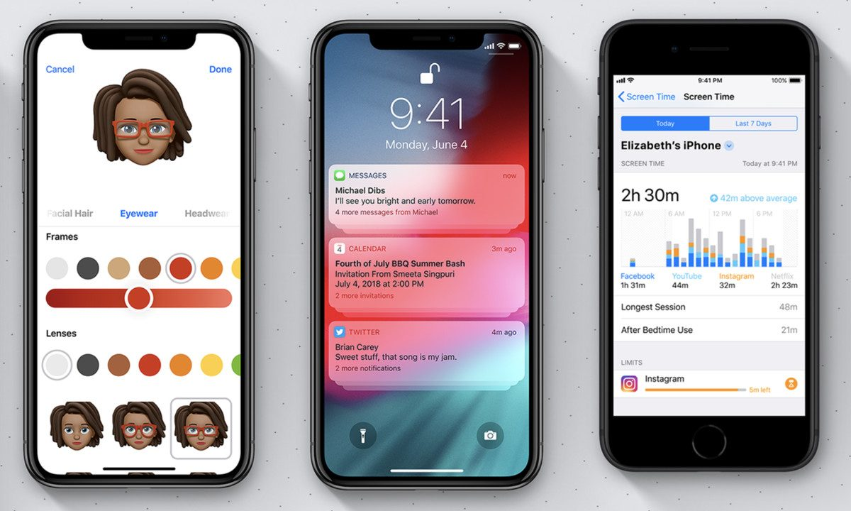 IOS 12 рассекретила наличие 2-х SIM-карт вiPhone