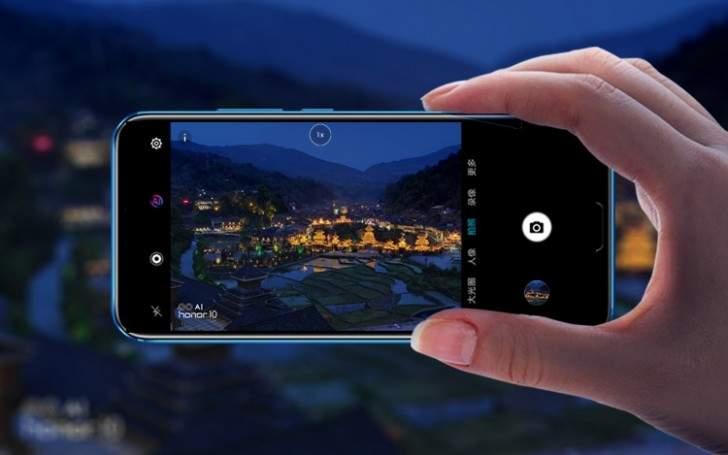 Honor 10 GT получит рекордный объем оперативной памяти
