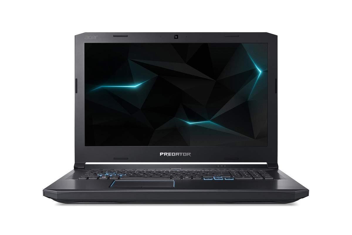 Acer Predator Helios 500 появился на российском рынке