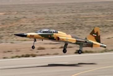 Иран показал первый истребитель собственного производства