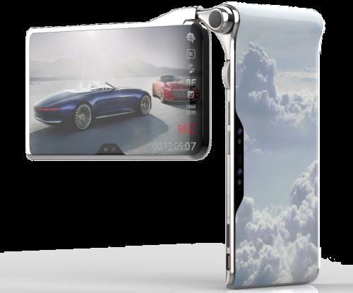 Turing Space Industries представит футуристический смартфон с 4 экранами и 2 процессорами