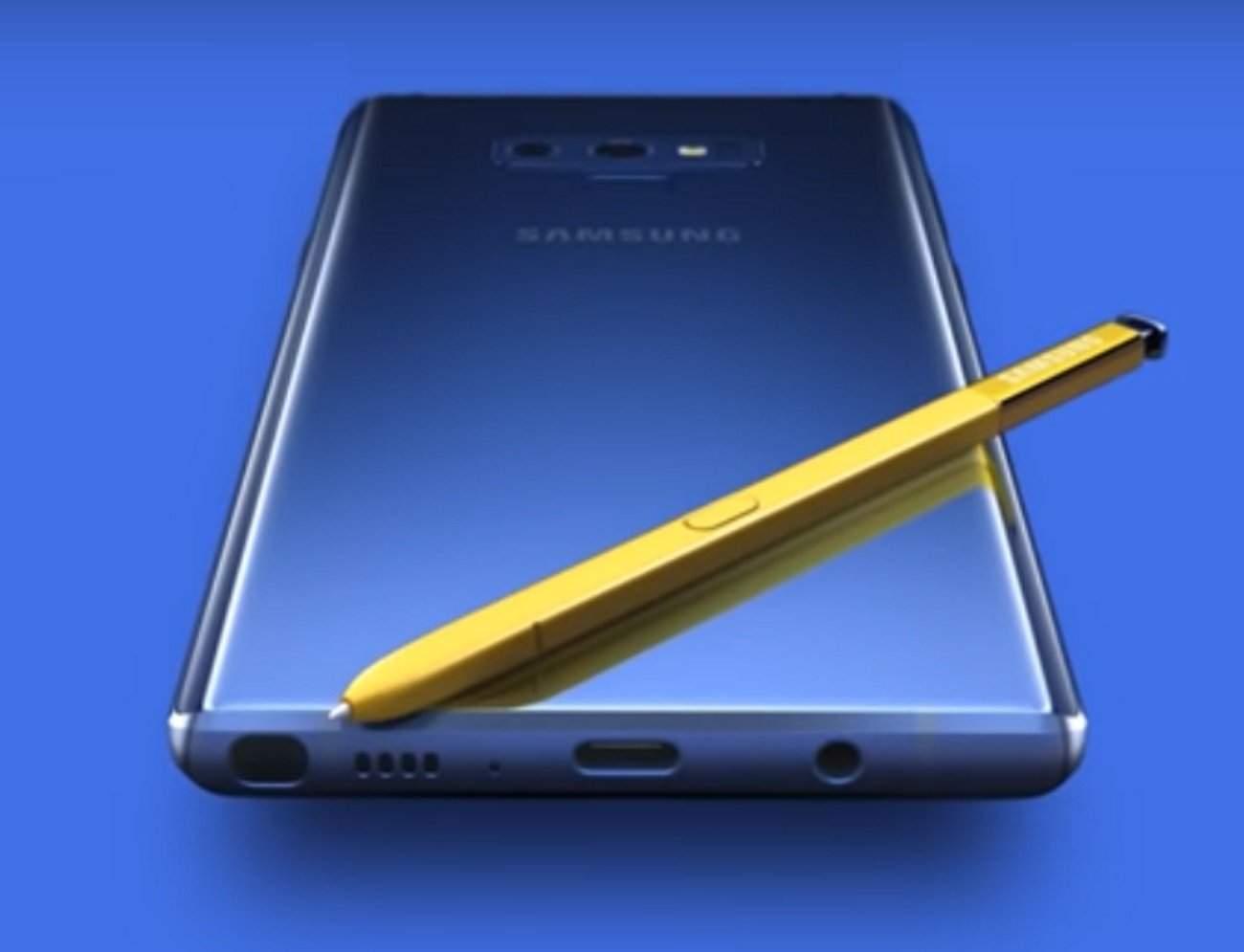 Samsung случайно рассекретила новый смартфон