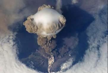 Японские власти предупредили о возможном катастрофическом извержении вулкана