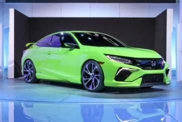Honda презентовала обновленный вариант Civic
