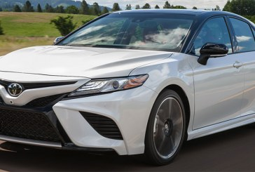 Новая Toyota Camry 2018: инновации, комфорт и динамика