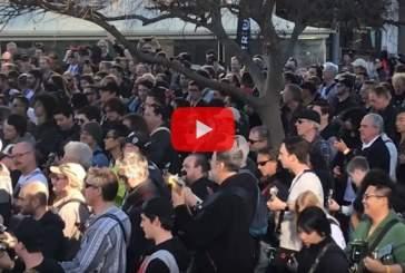 В Сиднее 457 гитаристов одновременно сыграли песню AC/DC