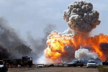 Повстанцы нанесли ракетный удар по президентскому дворцу в Кабуле