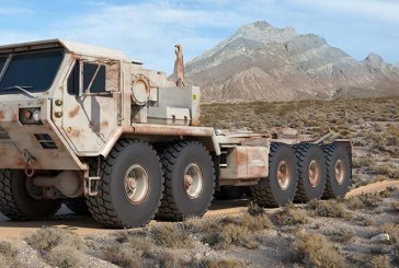 Минобороны США заказало 70 беспилотных грузовых машин