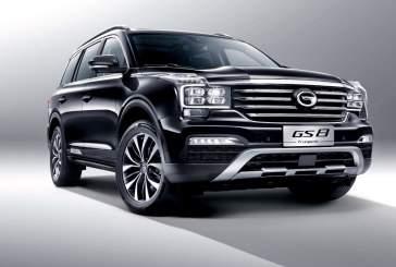 На российском рынке начнутся продажи авто китайской марки Trumpchi