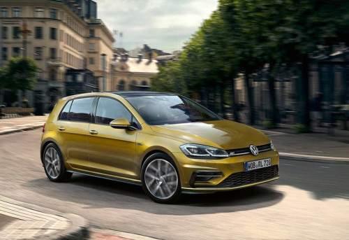 Volkswagen Golf вернется на российский рынок в сентябре