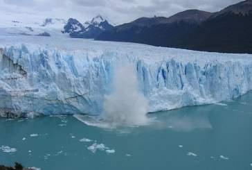 NASA продемонстрировало движение одного из крупнейших ледников на планете